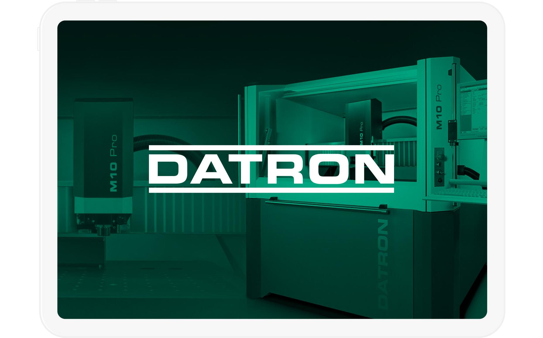 DATRON Exposé