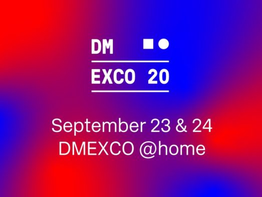 DMEXCO at Home 2020