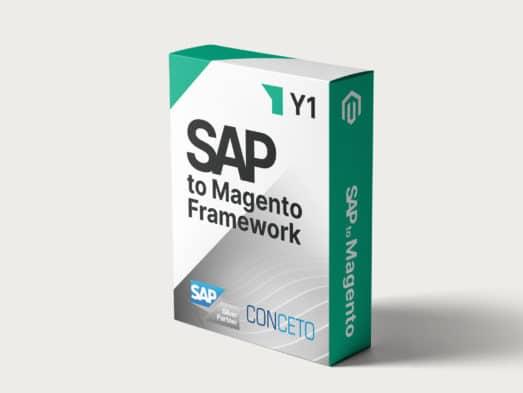 SAP Magento Interface Framework