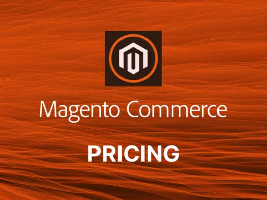 Magento Commerce Pricing